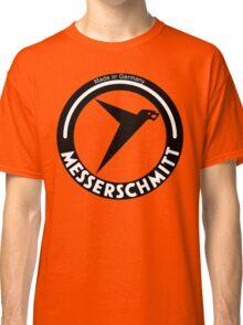 Messerschmitt Aircraft Company Logo (Black) Classic T-Shirt