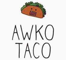 Awko Taco Kids Clothes