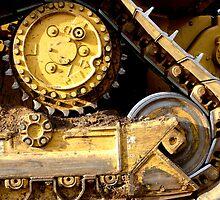 Cat Gears 2 by Jess Meacham