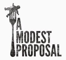 A Modest Proposal by PenguinPlot