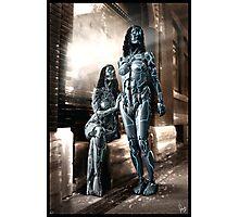Cyberpunk Photography 39 Photographic Print