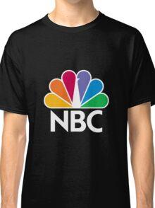 NBC Logo - White Classic T-Shirt
