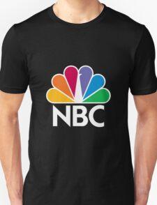 NBC Logo - White T-Shirt