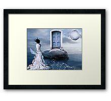 Secret Doors... Framed Print