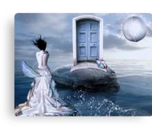 Secret Doors... Canvas Print