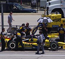 Indycar Firestone 550 - Texas Motor Speedway - #15 Graham Rahal (USA) - Midas Honda by motapics