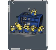 The Minions Have The Phone Box iPad Case/Skin