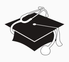 medical graduation cap T-Shirt