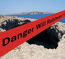 Danger Will Robinson ! by WhirlingThunder