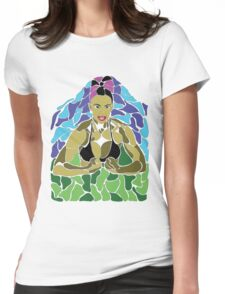 Jodie Patch Womens Fitted T-Shirt