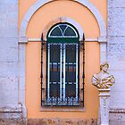 window of the Military Academy. Lisbon by terezadelpilar~ art & architecture