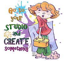 Studio Create by Traci VanWagoner