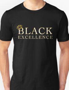 Black Excellence Unisex T-Shirt