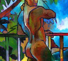 South Pacific by Douglas Simonson