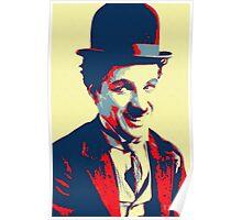 Charles Chaplin Charlot Poster