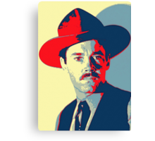 Henry Fonda in My Darling Clementine Canvas Print