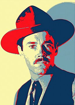 Henry Fonda in My Darling Clementine by Art Cinema Gallery