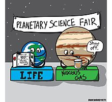 Planetary Science Fair Photographic Print