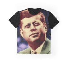JFK Graphic T-Shirt