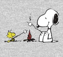 Snoopy and Woodstock Marshmallow Kids Clothes