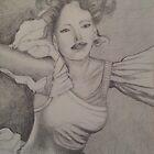 Drawing         SOLD by Debbie Hetzel/Piro