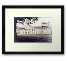 Queen's House Framed Print