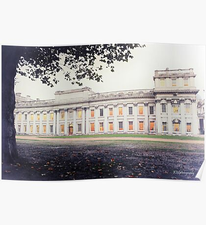 Queen's House Poster