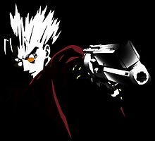 Gunslinger Vash by jpmdesign