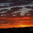 """""""Arizona Sunset"""" by Gail Jones"""