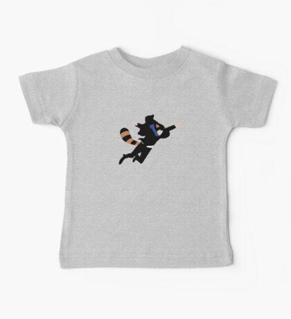 The Reichenbach Raccoon Baby Tee