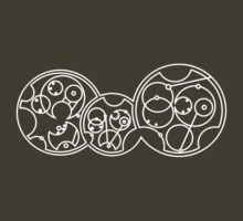 """We're family. We need you. I need you"" - Gallifreyan (White) by castashadow"