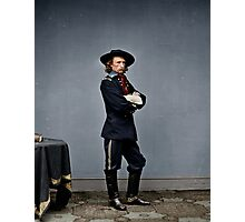 General George Armstrong Custer Photographic Print