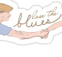 Bonnie & Clyde: Lose the Blues Sticker