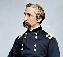 General Joshua Lawrence Chamberlain by Mads Madsen