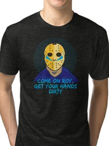 Friday the 13th - Roy Tri-blend T-Shirt