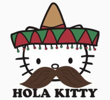 Hola Kitty by WillFM