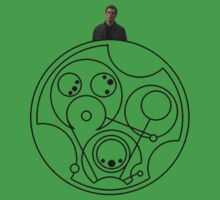 "Adam ""Still in Hell"" Gallifreyan (Black) by castashadow"