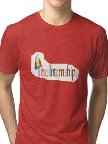 The Internship  Tri-blend T-Shirt