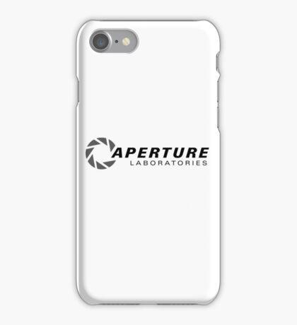 Aperture Laboratories iPhone Case/Skin