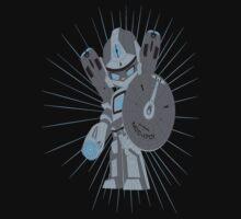 Autobot 'E' by MrIdealized