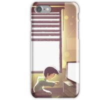 Uncle you want to play a game? iPhone Case/Skin