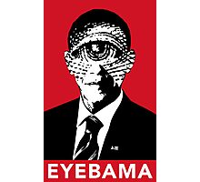 Eyebama Photographic Print