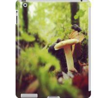 Mushroom Hazelwood iPad Case/Skin