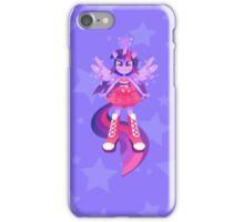 Magical girl Twilight iPhone Case/Skin
