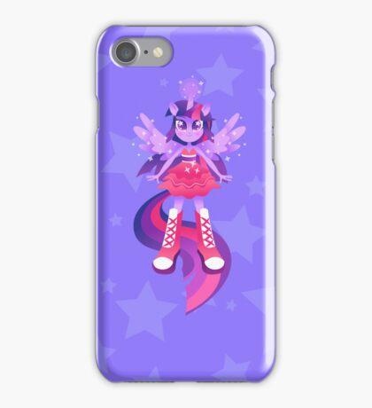 Magical girl Twilight iPhone Case/Skin