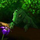 Little Dragon by SophiaDeLuna