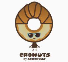 Cronuts - Fun Croissant + Doughnut Hybrids by Kokonuzz