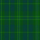02848 The Emerald Fashion Tartan Fabric Print Iphone Case by Detnecs2013