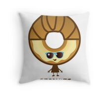 Cronuts - Fun Croissant + Doughnut Hybrids Throw Pillow