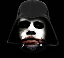 Darth Joker by bisha